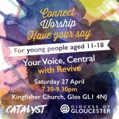 Catalyst: Your Voice