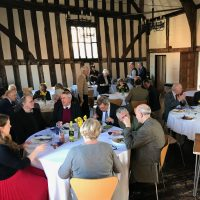 Diocese of Gloucester DAC celebratory lunch