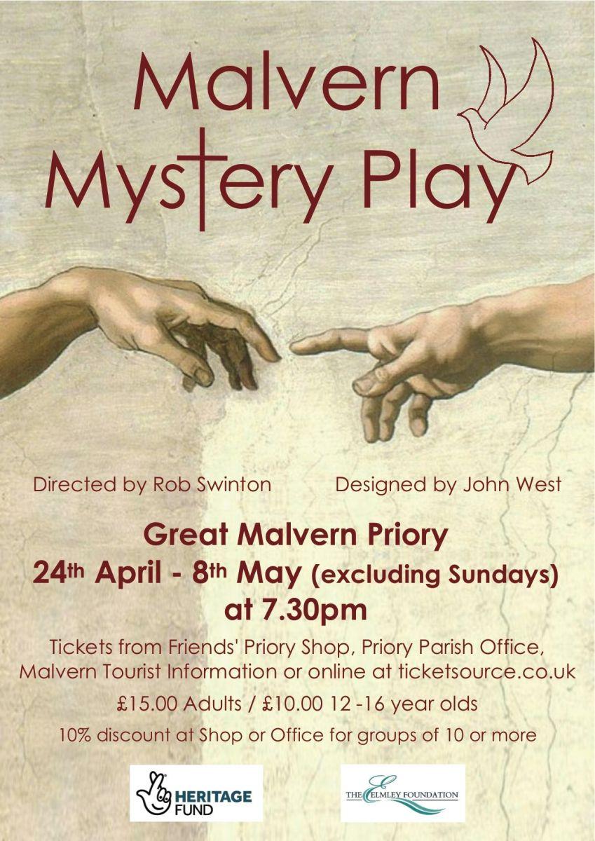 Malvern Mystery Play