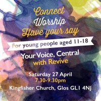 Catalyst: Your Voice – for young Christians
