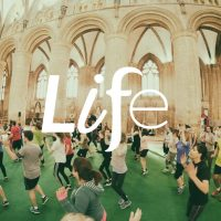 Sports Ministry: Wild+Fit in Gloucester Cathedral