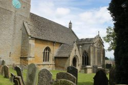 Calling Cotswolds Churches!
