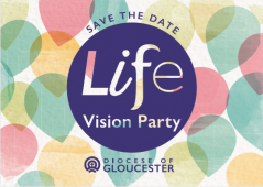 Save the Date: LIFE Party 9 November