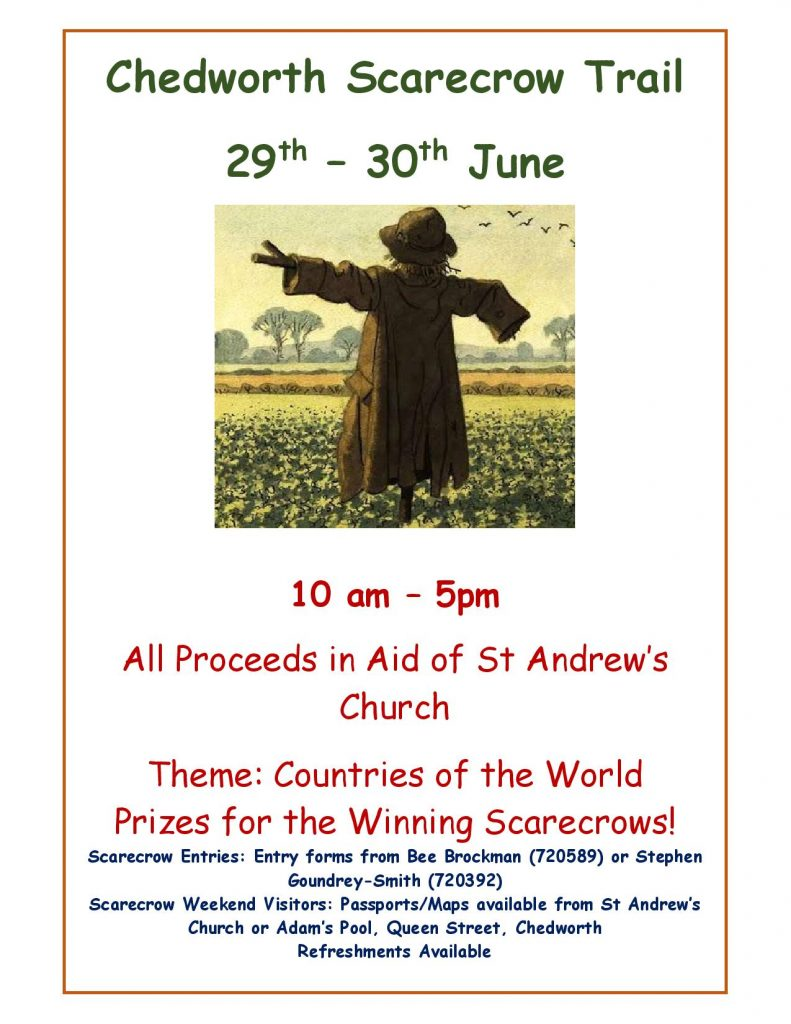 Chedworth Scarecrow Trail