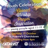 Catalyst Youth Celebration – 'Living Out God's Adventure'