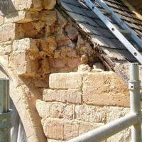 Mortar repairs