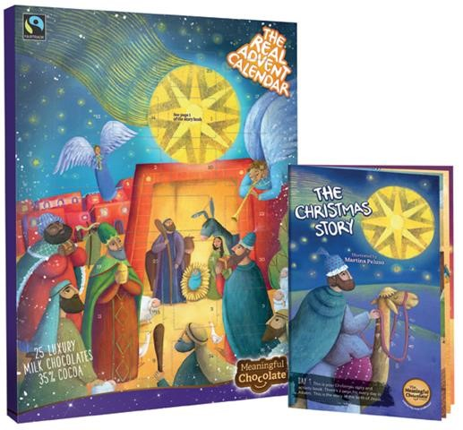 2019 Advent Calendar launches with competition