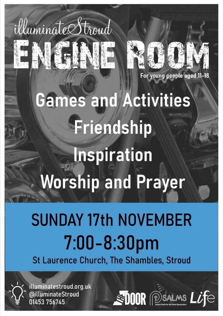 Illuminate Stroud – Engine Room
