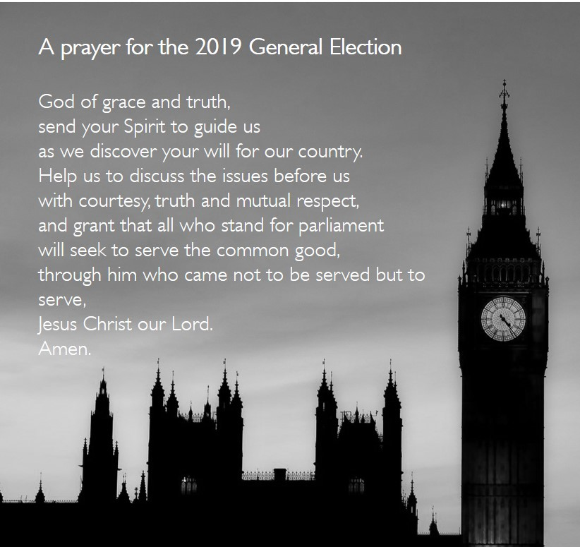 Election Prayer