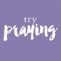 Try Praying free prayer booklet Church of England Gloucester