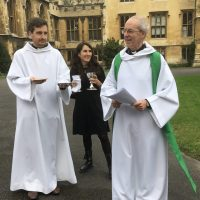 Arthur Champion blogs on the launch of the C of E's Lent campaign