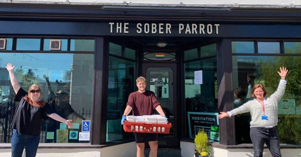 Sober Parrot Gloucester
