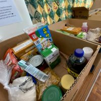 Coney Hill church and community feed those in need