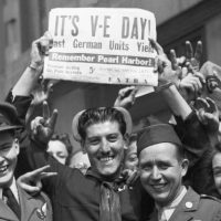 Light and Dark – stories from VE Day 1945. Podcast Episode 2