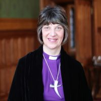 Bishop Rachel's service on Pentecost Sunday