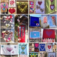 Hearts around Horsley
