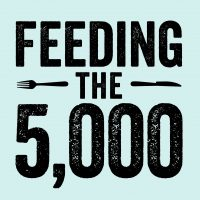 Feeding the 5,000. Our campaign to end food poverty