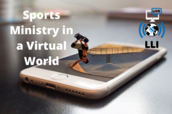 Sport ministry in a virtual world – webinar now available