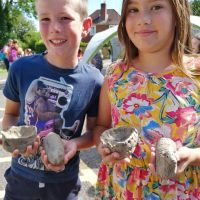 Churches pop up craft cafe draws in 250 in Cam and Dursley