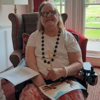 Faith flourishes in a locked down care home
