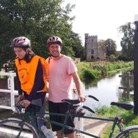 Ride and Stride fundraising supports Gloucestershire churches