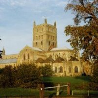 Lifeline grant for Tewkesbury Abbey