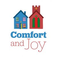 Comfort and Joy meal packs from churches to communities