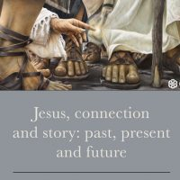 Bishop Rachel's new book Encounters: Jesus, connection and story: past, present and future.