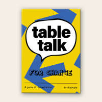 """Table Talk for Change"", how do we recover?"