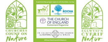 Churches Count on Nature week, 5-13th June