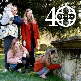 Gloucestershire Historic Churches Trust turns 40