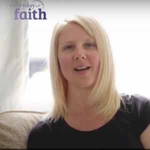 Everyday Faith: Cara shares her story