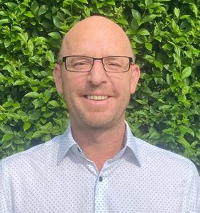 Meet Lee, our new Warden of Readers and Lay Ministry Officer