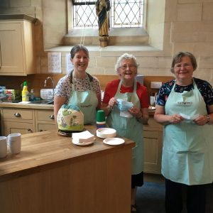 Food, fun and friendship at St Catharine's