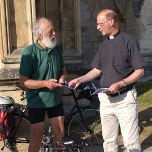 Epic ride to deliver Christian message to COP26