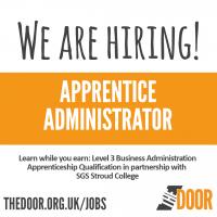 Apprentice Administrator – The Door