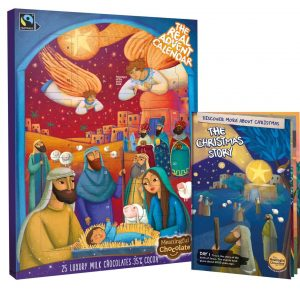 The Real Advent Calendar, special offer for schools and churches