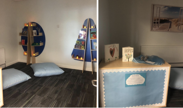 Prayer space at Clearwater: stories from the Diocesan Education News