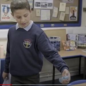 How craft supplies have helped St Andrew's school go net zero