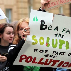 Young people called to lead on environment