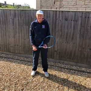 Ken uses locust sandwiches and tennis to bring faith to life