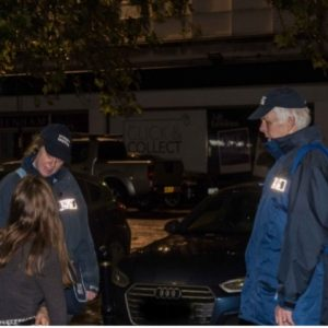 Supporting Gloucester Street Pastors