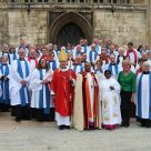 Lay Readers Licensed at Gloucester Cathedral