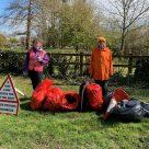 Litter picking teen raises £2,000