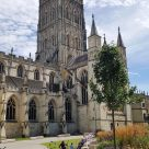 Cyclists launch new national Cathedrals cycle route