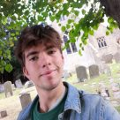 Teen's talent makes waves in village churchyard