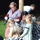 Baptisms moving outdoors in Thornbury and Oldbury