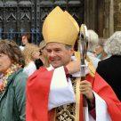 Bishop Michael's funeral