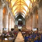 Year six leavers' services at Gloucester Cathedral